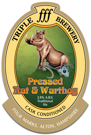 Image result for pressed rat and warthog
